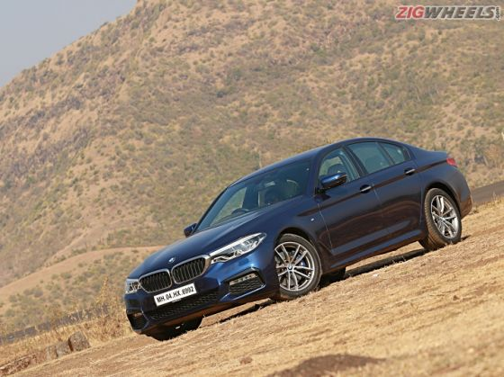 BMW 530d Road Test: The Driver's Seat