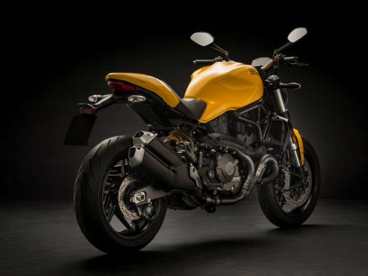 Ducati To Launch 2018 Monster 821 Soon