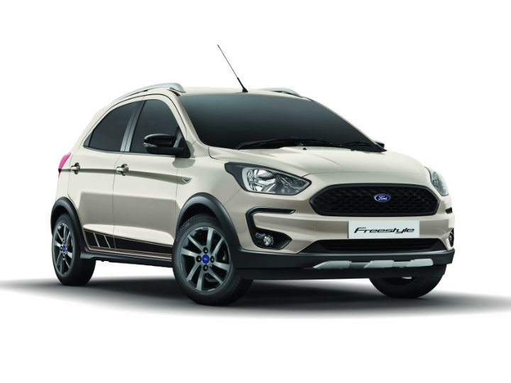 Book Ford Freestyle On Amazon.in