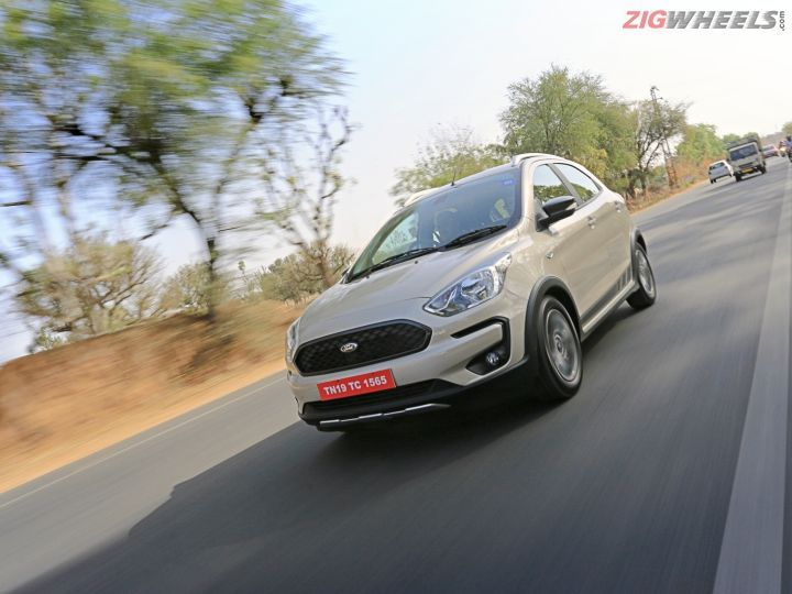 No Amt But Automatic A Possibility For Ford Freestyle Zigwheels