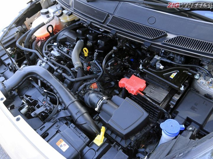 Ford Freestyle Petrol Engine
