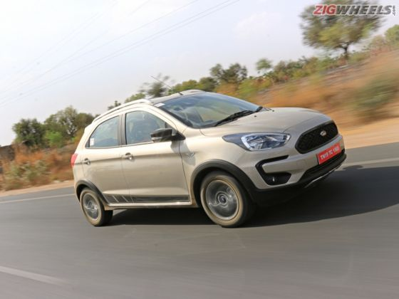 Ford Freestyle Launch On April 26