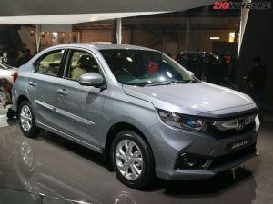 2018 Honda Amaze Launch Date Confirmed