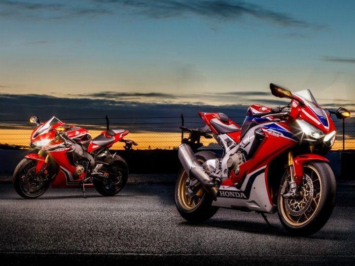 Honda Slash Prices Of CBR1000RR and CBR1000RR SP