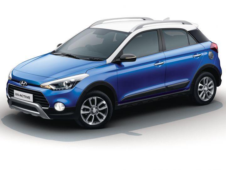 2018 Hyundai i20 Active