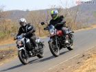 Suzuki Intruder 150 vs Bajaj Avenger Street 180: Comparison Review