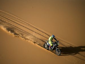 Merzouga Rally: Stage 4 Results