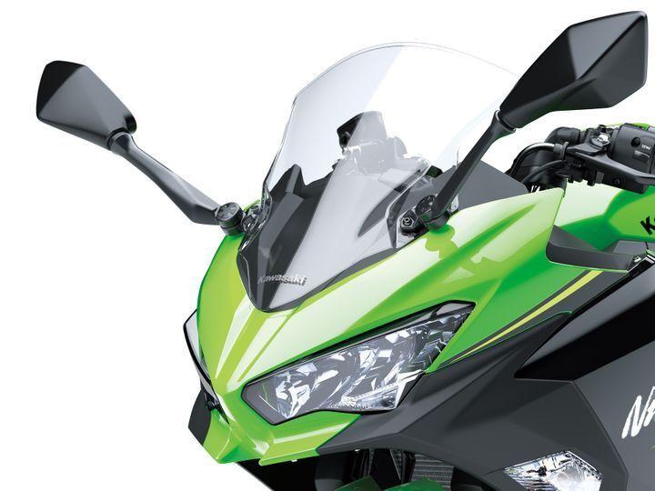 Kawasaki Ninja 400 Launched In India Zigwheels
