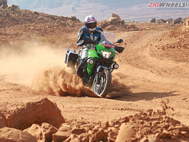 Kawasaki Versys X300 road test review