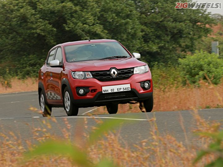 Renault Kwid Climber and AMT Review