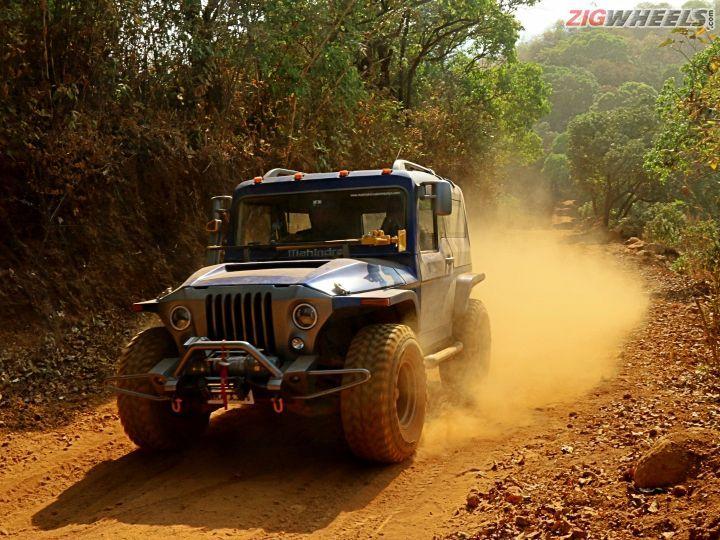 Mahindra Thar Wanderlust: First Drive Review - ZigWheels