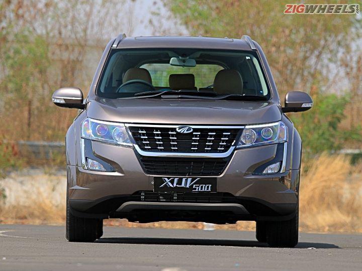Plush New Mahindra Xuv500 Launched At Rs 12 32 Lakh