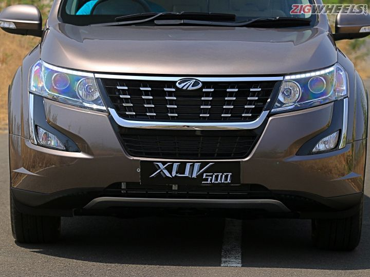 Mahindra Xuv500 Facelift First Drive Review Zigwheels