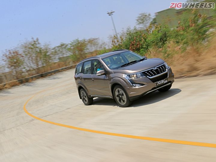 Mahindra XUV500 Facelift : First Drive Review