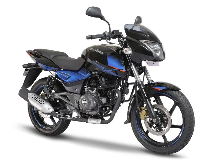 2018 Bajaj Pulsar 150 With Twin-disc Brakes Launched
