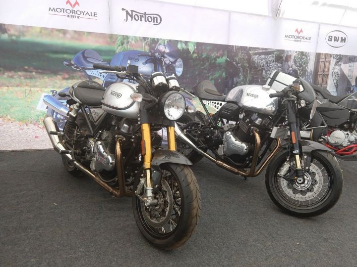 Norton motorcycles launching in India