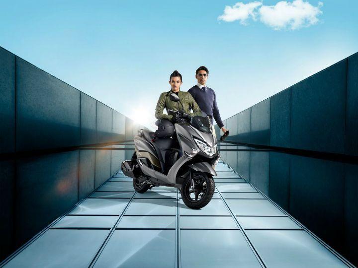 Suzuki To Launch Burgman Street Soon
