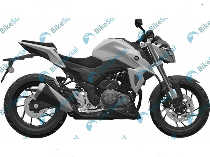 Is This The New Suzuki Gsx S300 Zigwheels