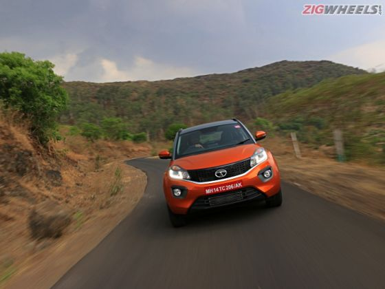 Tata Nexon Petrol AMT & Diesel AMT Review: 5 Things To Know