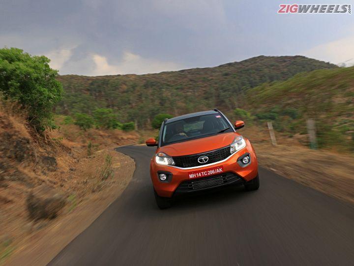 Tata Nexon AMT Review