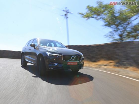 Volvo XC60: Road Test Review
