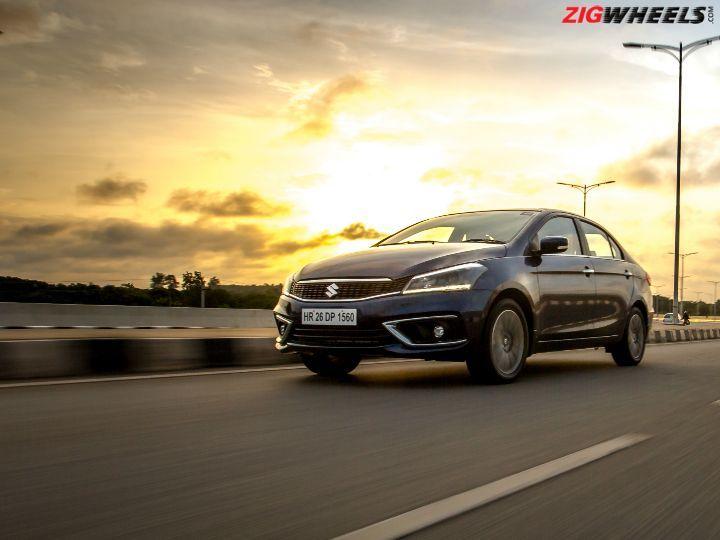 2018 Maruti Suzuki Ciaz Facelift First Drive ZigWheels