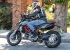 2019 Ducati Hypermotard Spied