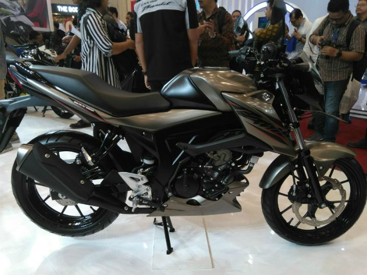 Suzuki Bandit 150 Showcased In Indonesia