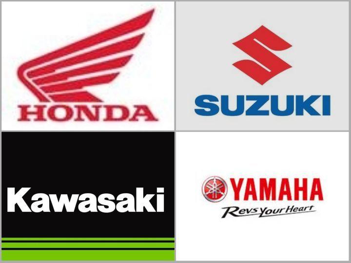 Big Four Japanese Bikemakers