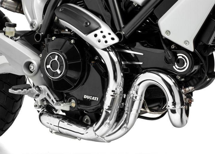 BMW RnineT Scrambler vs Ducati Scrambler 1100 Spec Comparison 17