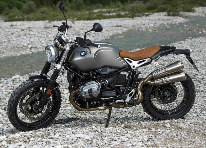 BMW RnineT Scrambler vs Ducati Scrambler 1100 Spec Comparison 18