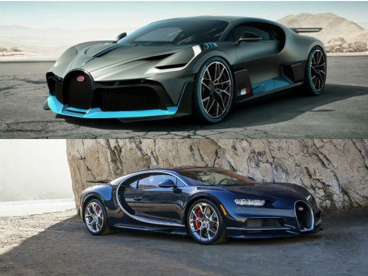 Bugatti Divo Vs Bugatti Chiron Let Them Fight Zigwheels