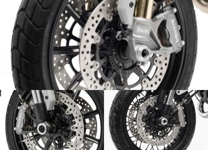 Ducati Scrambler 1100 Variants Explained