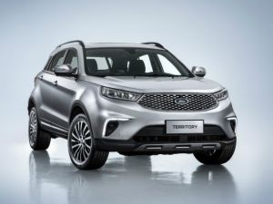 Ford Territory Unveiled In China To Take On Hyundai Creta