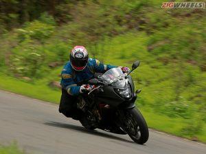 Honda CBR650F: Road Test Review