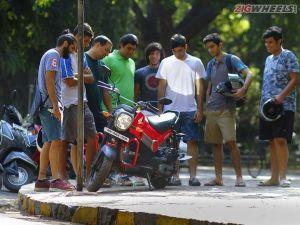 Honda Navi Crosses 1 Lakh Sales Mark