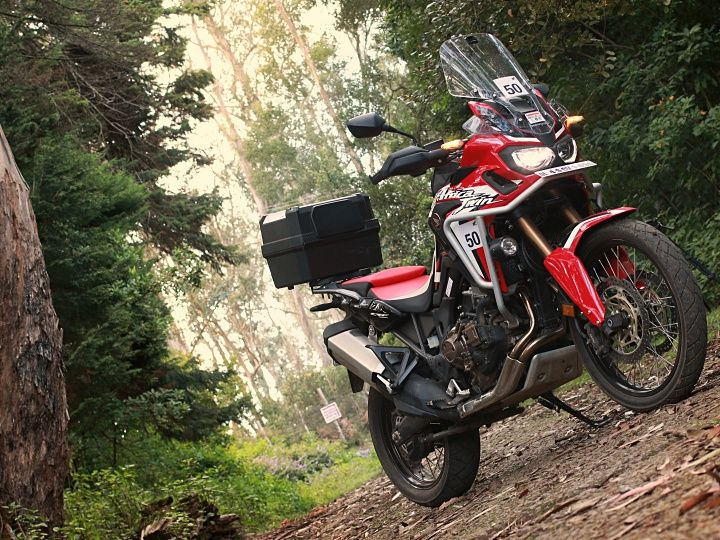 2018 Honda Africa Twin First Ride Review