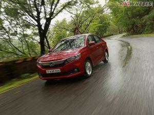 Honda Amaze Diesel CVT: Road Test Review