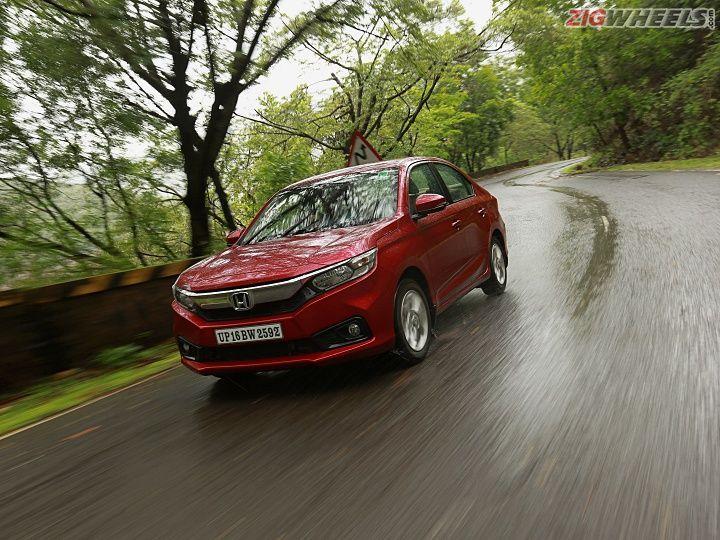 Honda Amaze Diesel CVT Review