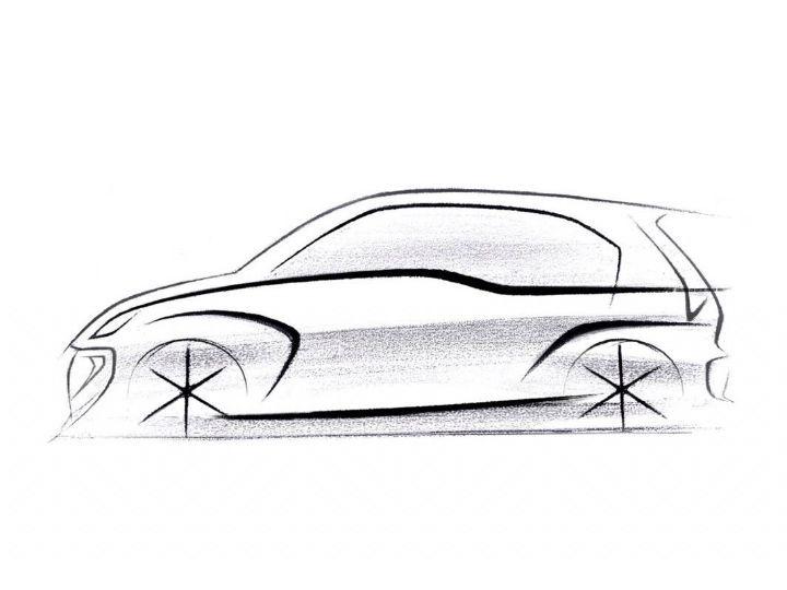 Hyundai Santro AH2 Teased