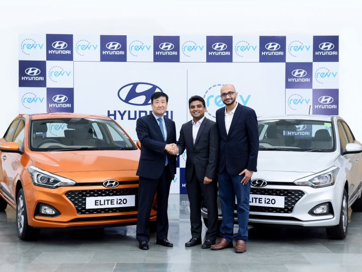 Hyundai Motor Has Announced That It Has Invested In Revv, A Self Driven Car  Sharing Company. The South Korean Carmaker Will Work Together To Develop Car  ...