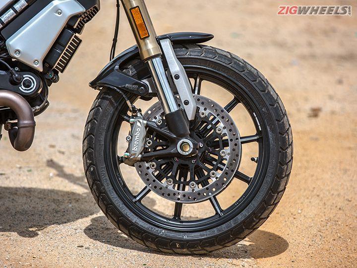 Ducati Scrambler 1100 front disc brake