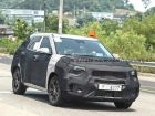 Kia SP/Trazor Spied For The First Time