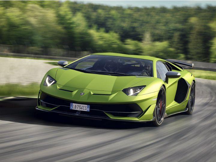 Lamborghini Aventador SVJ Is All Kinds Of Crazy! , ZigWheels