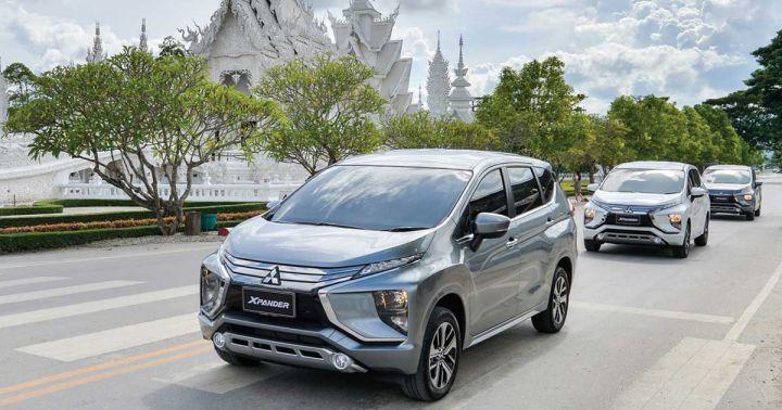 Mitsubishi considering xpander seven seat mpv for india for Garage mitsubishi paris