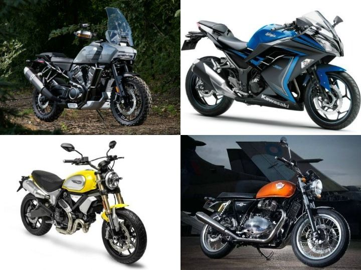 Motorcycle Mayhem Of The Week Harley Davidsons New Bikes Revealed
