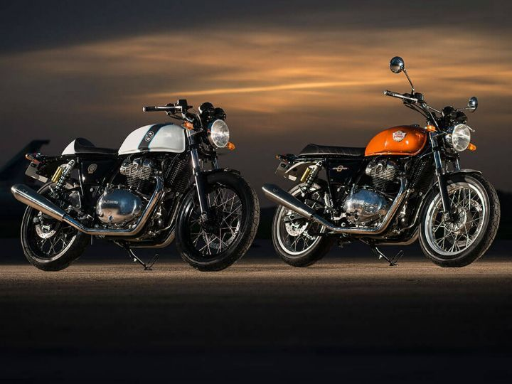 Royal Enfield 650 Twins International Launch Date Announced