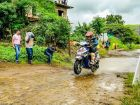 Venkatesh Shetty Wins 2018 JK Tyre Monsoon Scooter Rally