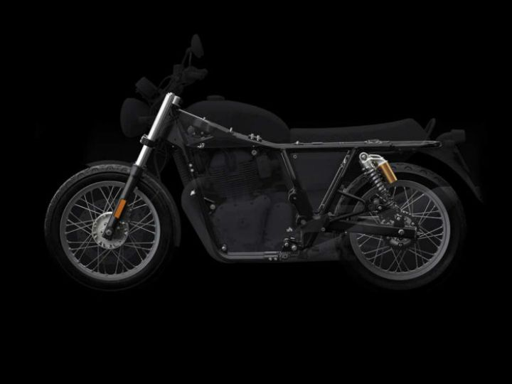 Royal Enfield 650cc twins technical data revealed