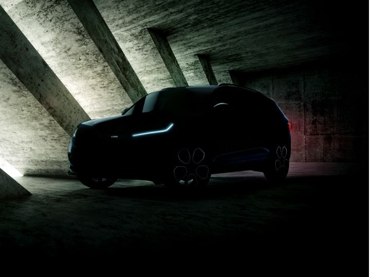 New Kodiaq RS teased